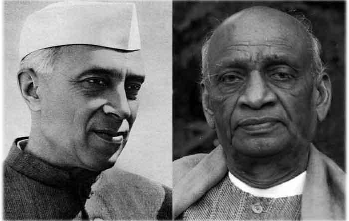 Jawaharlal Nehru Sardar Patel