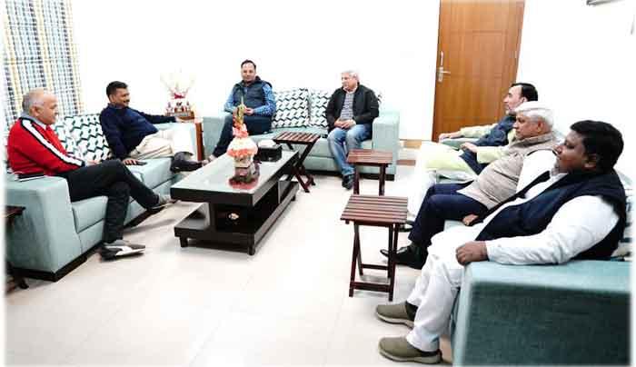 Kejriwal Ministers