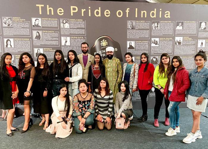 LPU Pride Fashion Tour in Delhi