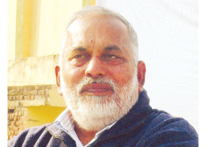 Mangat Ram Pasla