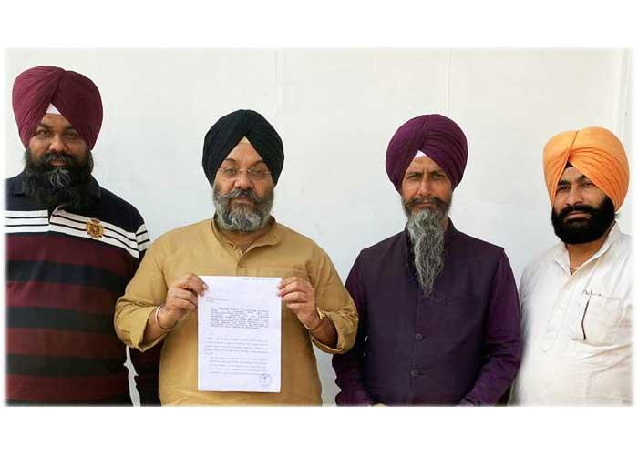 Manjit GK Complaint against Sirsa