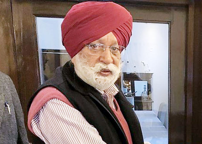 Mehtab Singh Gil
