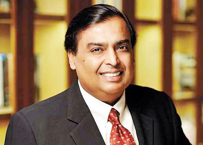 Mukesh Ambani TIME influential people
