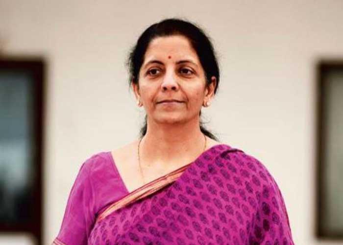 Nirmala Sitharaman FM