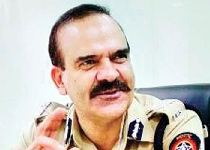 Param Bir Singh Mumbai Police