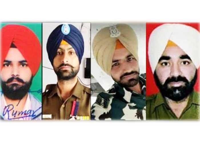 Pulwama Martyrs from Punjab