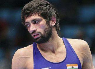 Ravi Dahiya Wrestler