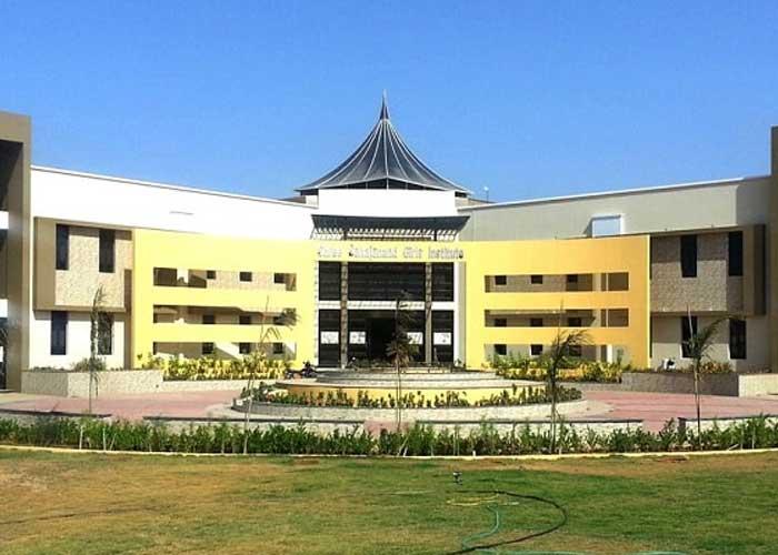 Sahjanand Girls Institute Bhuj