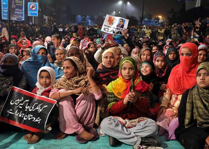 Shaheen Bagh protest delhi