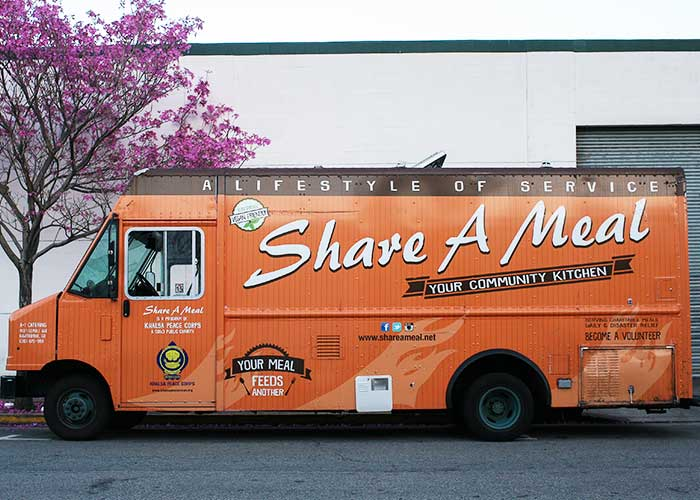 Share A Meal Truck