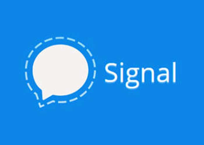Signal App Logo