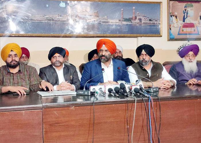 Sirsa Kalka at Press conference
