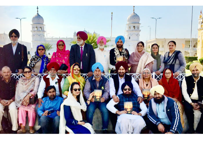 World Punjabi Conference members visits Nankana Sahib