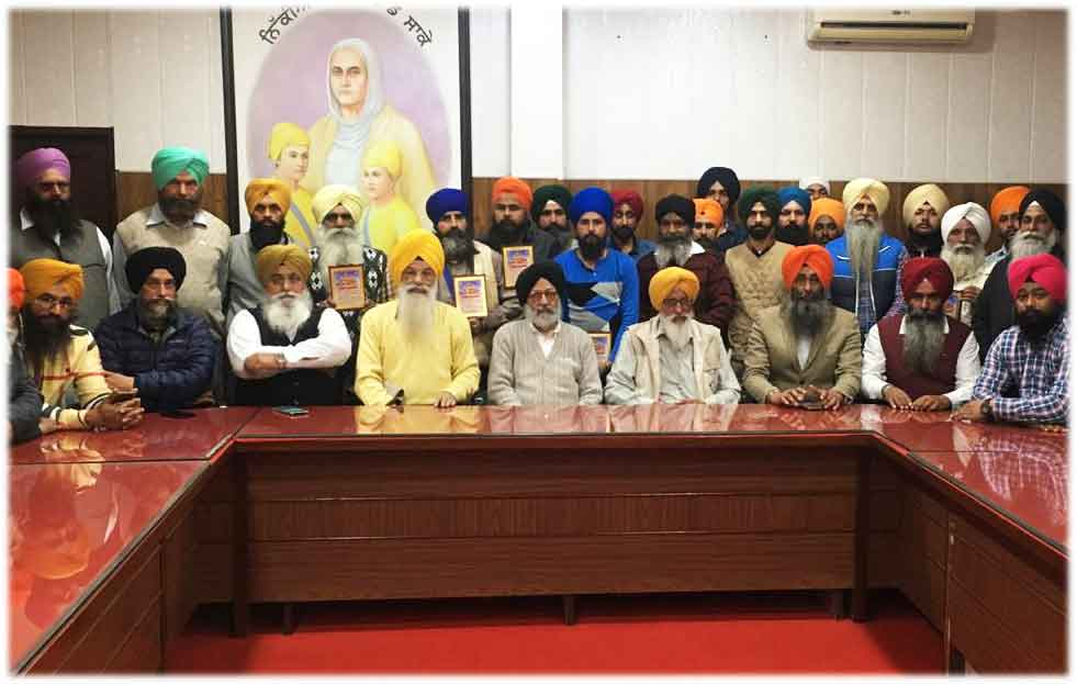 Youths join Hawara Committee