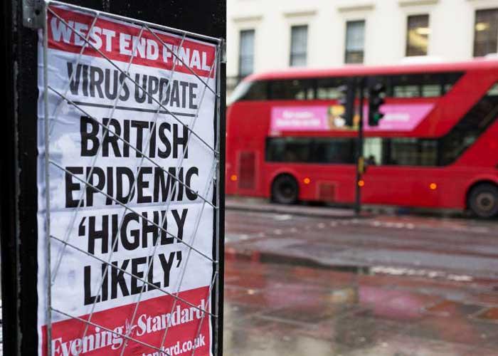 Coronavirus in UK