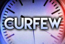 Curfew logo