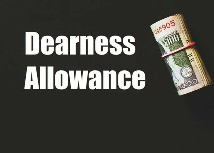 DA Dearness Allowance