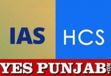 IAS HCS Logo