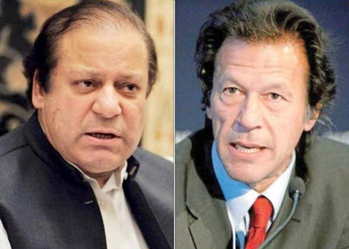 Imran Khan Nawaz Sharif