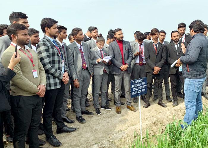 Innocent Hearts visits BISA Ludhiana