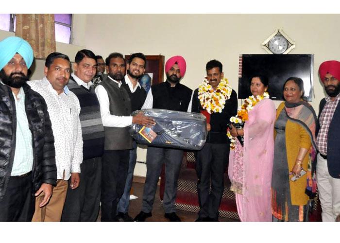 Kashmir Singh Rana retirement