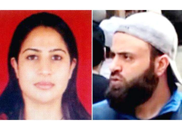 Kashmiri couple Islamic state