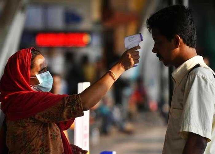 Kerala coronavirus screening