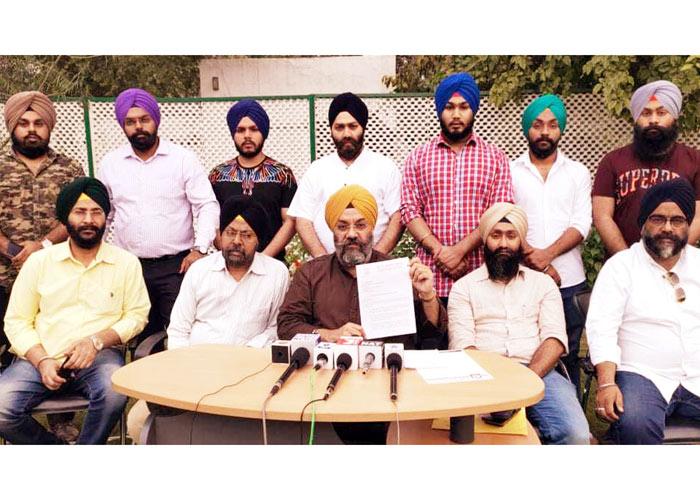Manjit GK at press conference