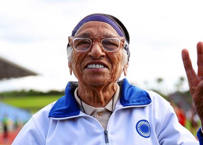 Mann Kaur Athlete