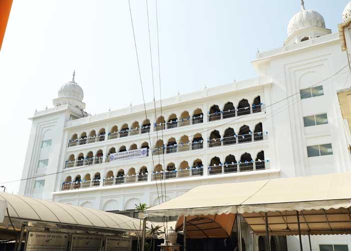 Mata Sahib Kaur Yatri Niwas Gurdwara Moti Bagh Sahib