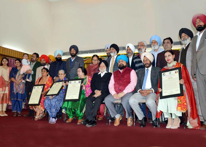 Nirpjit Kaur Gill Memorial Award