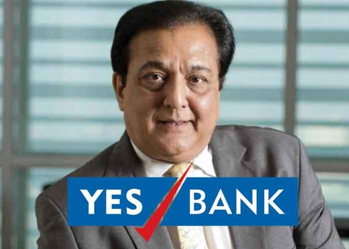 Rana Kapoor Yes Bank