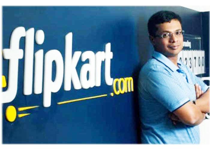 Sachin Bansal Flipkart