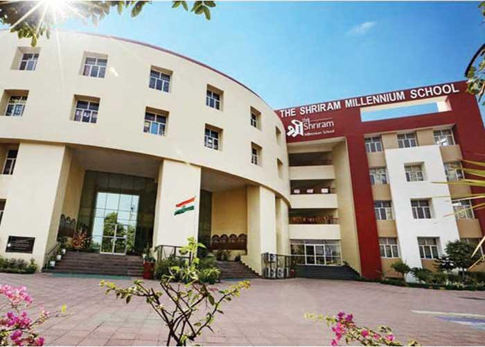 Shriram Millennium School Noida