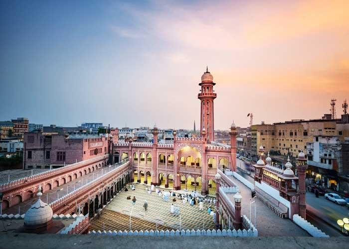 Sunehri Masjid Peshawar