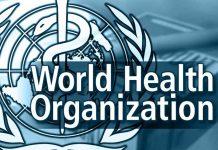 WHO World Health Organization Logo