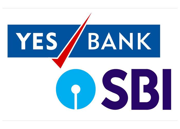 Yes Bank SBI logo