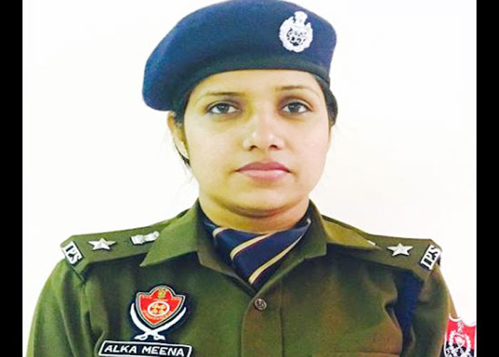 Alka Meena IPS