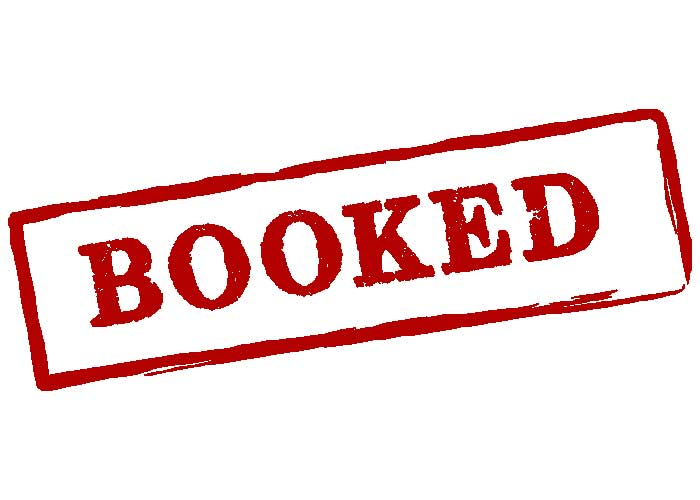 Booked Logo