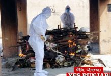 Rajpura Covid Death Funerals