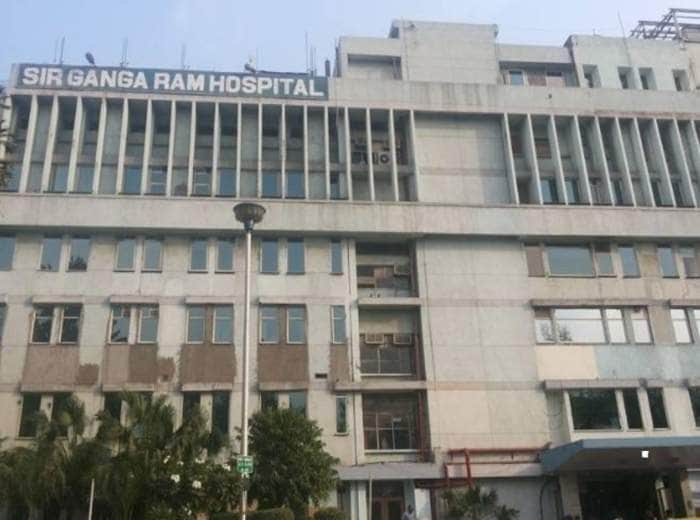 Sir Ganga Ram Hospital Delhi