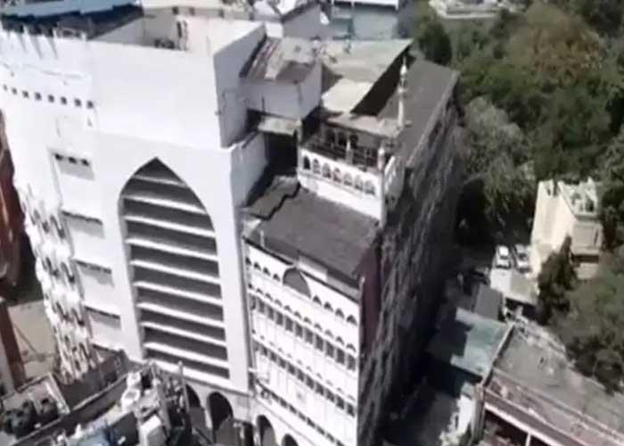 Tablighi Jamaat Building