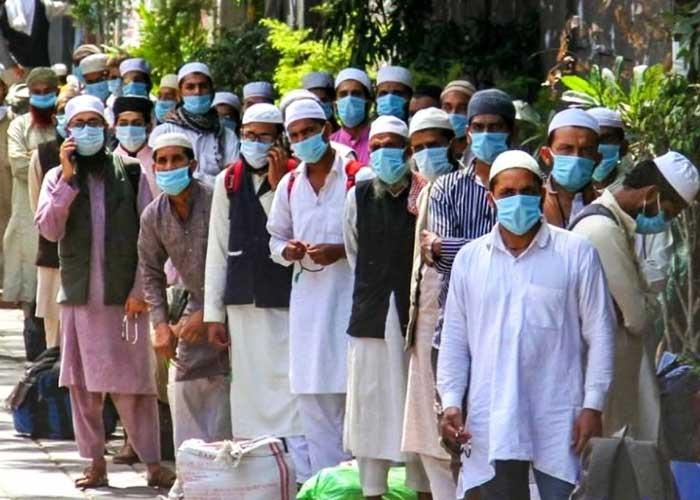 Tablighi Jamaat evacuation Delhi