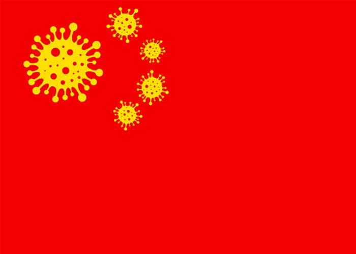 China Coronavirus Logo