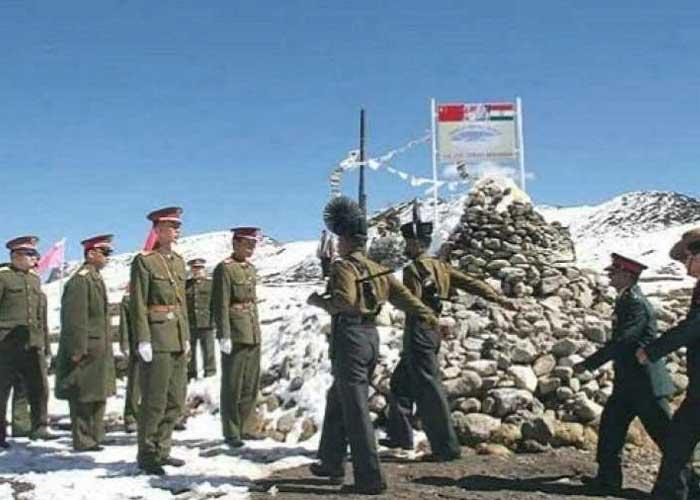 India China Border Ladakh