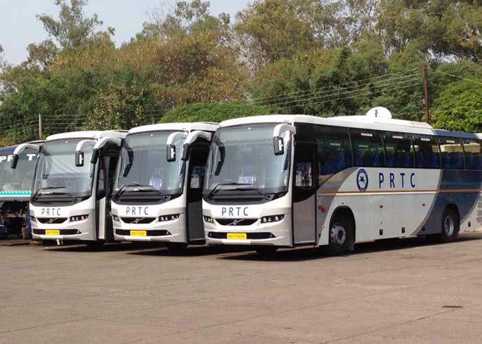 PRTC Buses