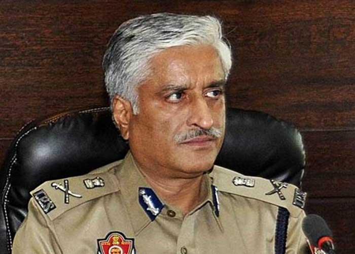 Sumedh Singh Siani IPS