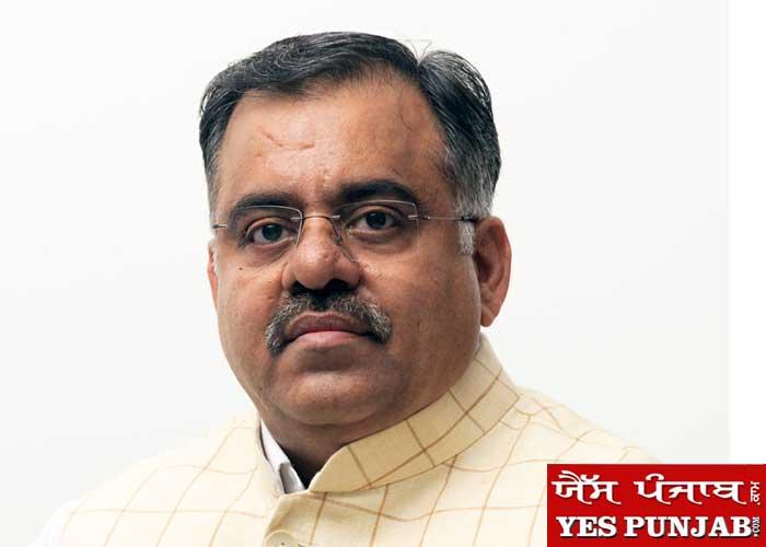 Tarun Chugh BJP