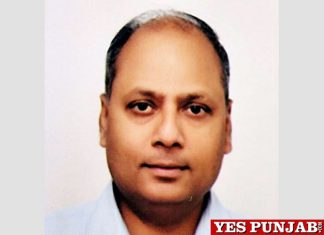 Alok Sheikhar IAS