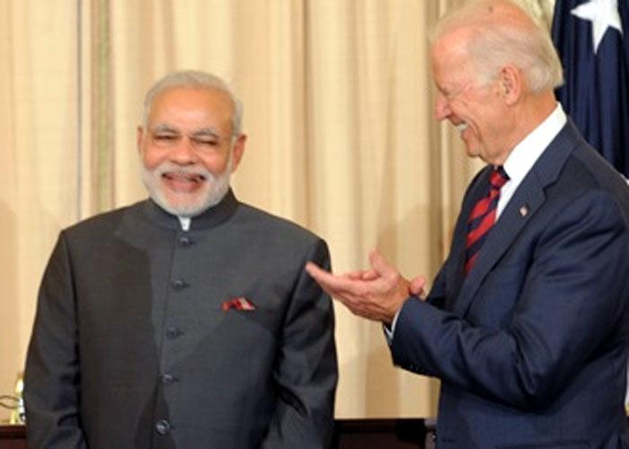 Biden Modi